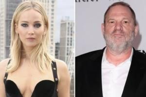 """""""Me acosté con Jennifer Lawrence y mira dónde está ahora, ganó un Oscar"""": las asquerosas declaraciones de Harvey Weinstein"""