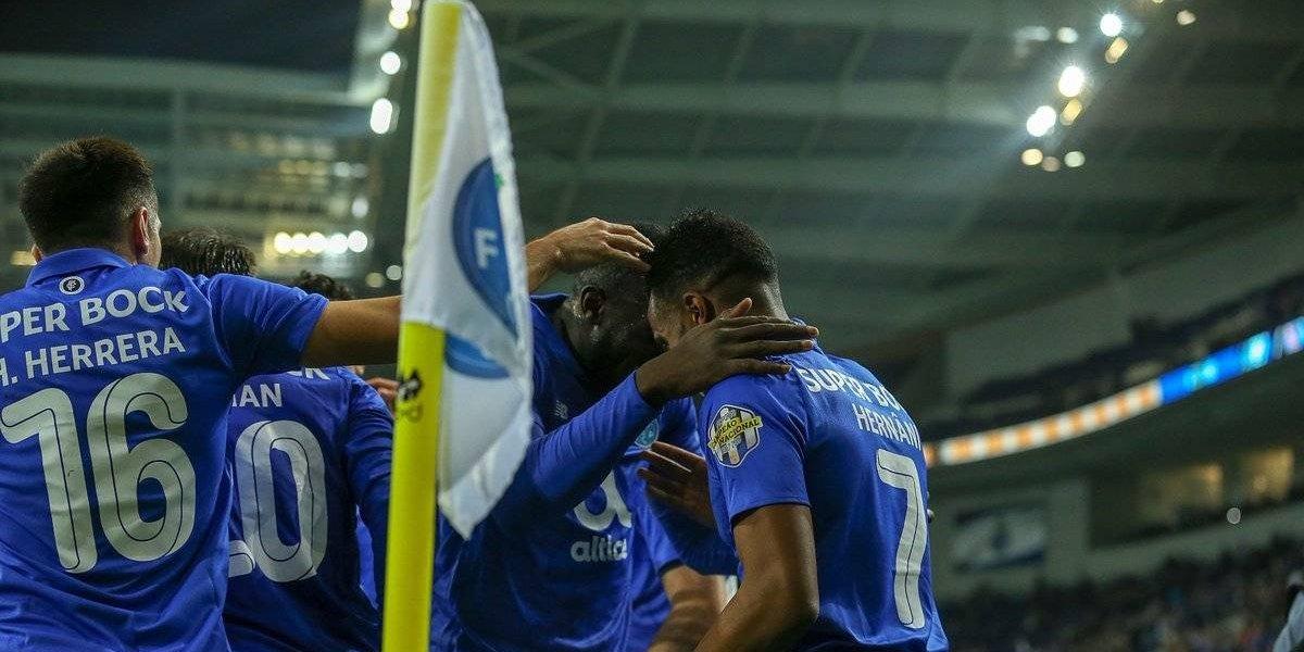 Con Herrera de titular Porto avanza a cuartos en la Copa de Portugal