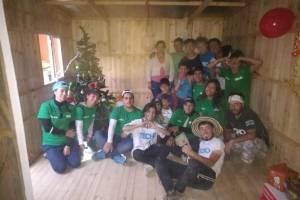 PUBLIMETRO, TECHO y MásBien se unieron para aportarle a una comunidad en Altos de Cazucá