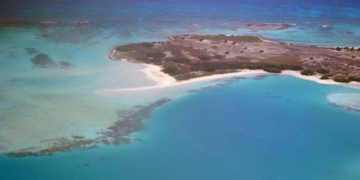 La Isla La Orchilla, base del poder militar ruso