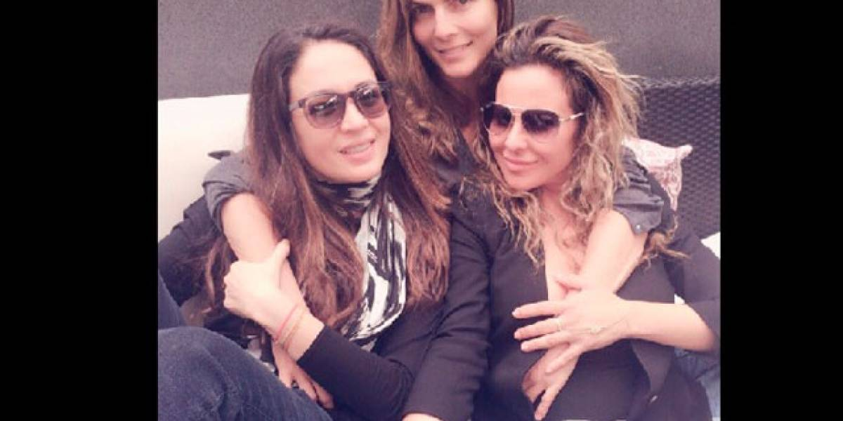 Yolanda Andrade revela por qué ya no es amiga de Kate del Castillo