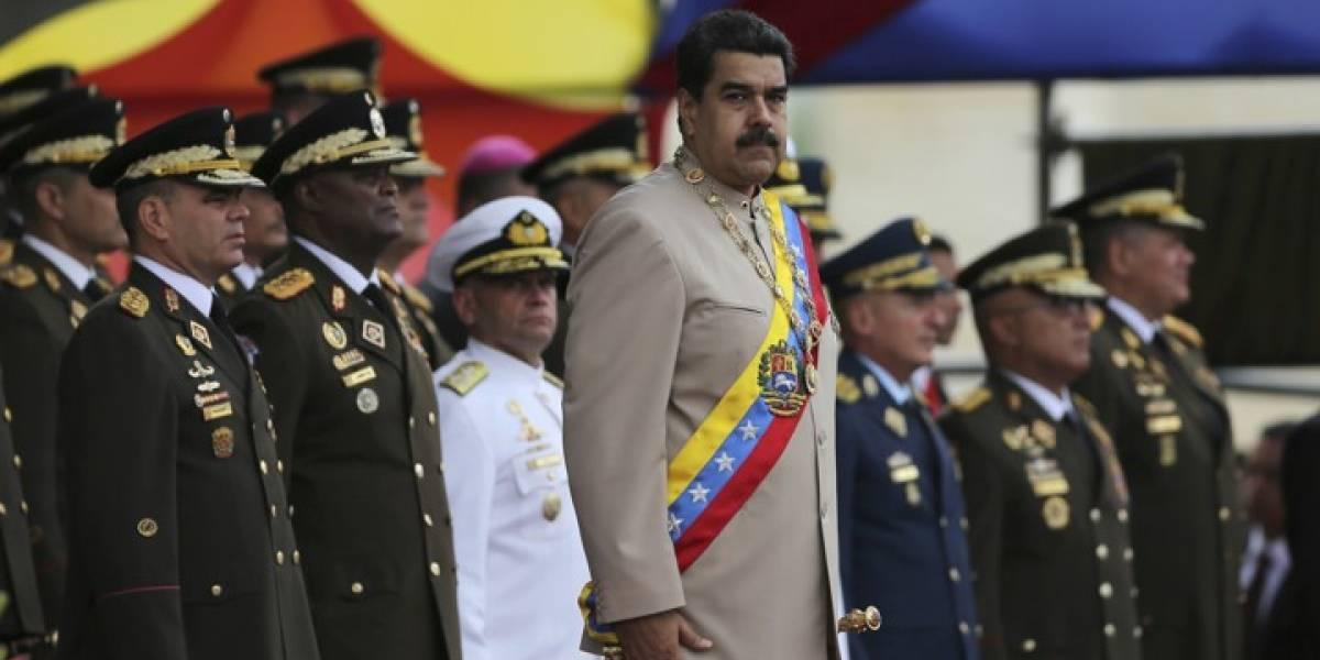 Maduro eleva la tensión en Sudamérica
