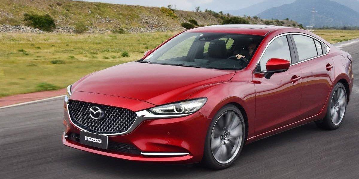 Mazda es la marca de autos más valorada por los chilenos