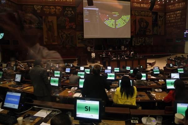 Asamblea Nacional tiene 39 leyes prioritarias en espera