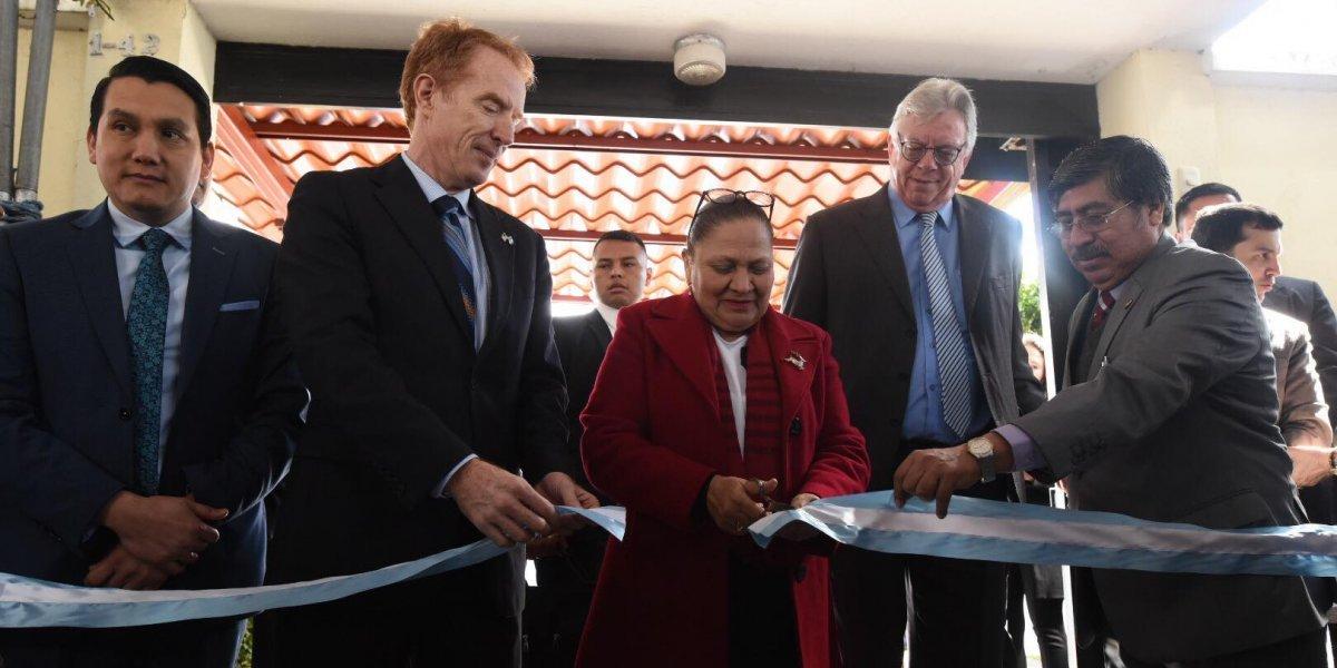 Ministerio Público inaugura 25 agencias fiscales a nivel nacional