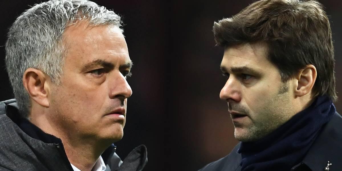 Histórico del ManUtd pide a Pochettino para sustituir a Mourinho