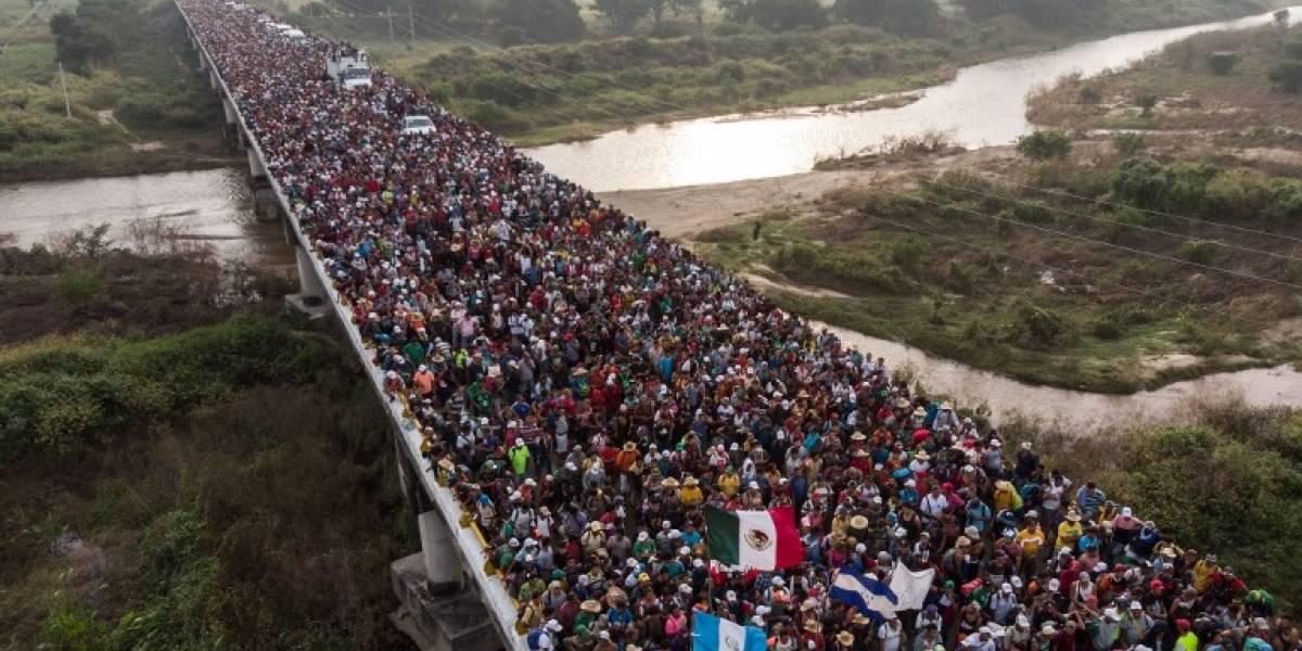 ¿Qué cambió tras la caravana migrante de hace un año?