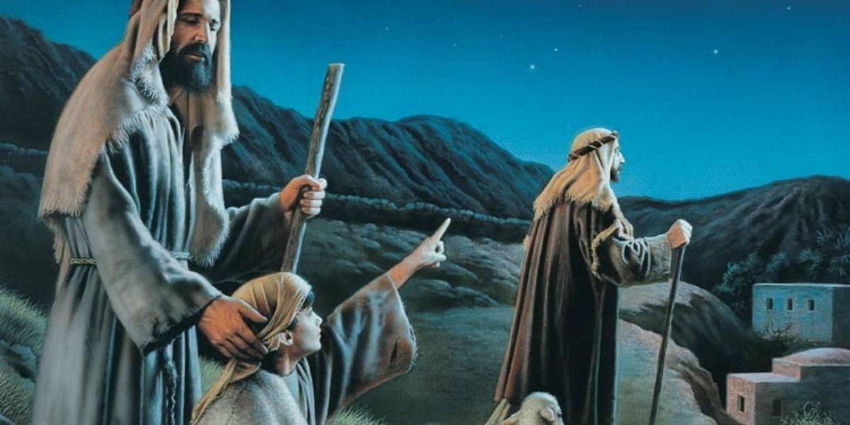 Séptimo día de navidad 2019: Pastores conocen sobre el nacimiento de Jesús