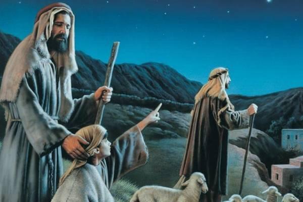 """Séptimo día de Novena: """"Los pastores van en camino a Belén"""""""