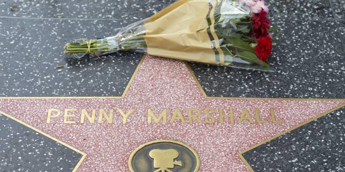 Fallece la actriz y directora Penny Marshall