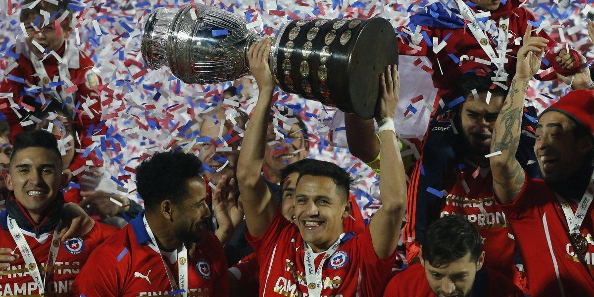 Chile va por el tricampeonato: La Conmebol ya definió el fixture y horarios de la Copa América 2019