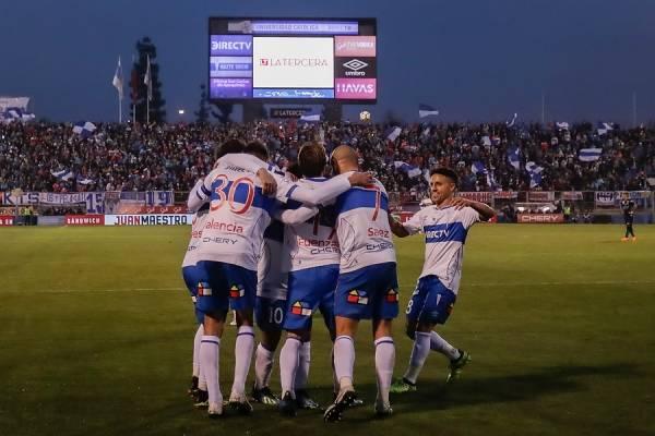 fe567f897e212 Y podría haber otro histórico  Los durísimos rivales que tendrá la UC en la  Libertadores
