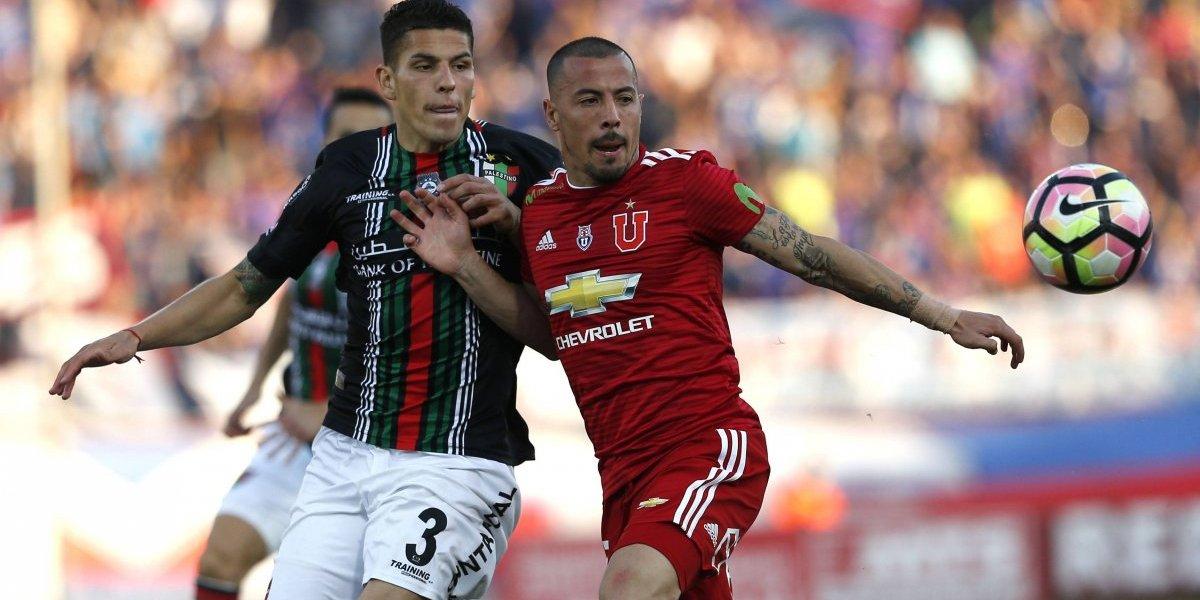 Las dos caras de la moneda que vivirán la U y Palestino rumbo a la fase de grupos de la Libertadores
