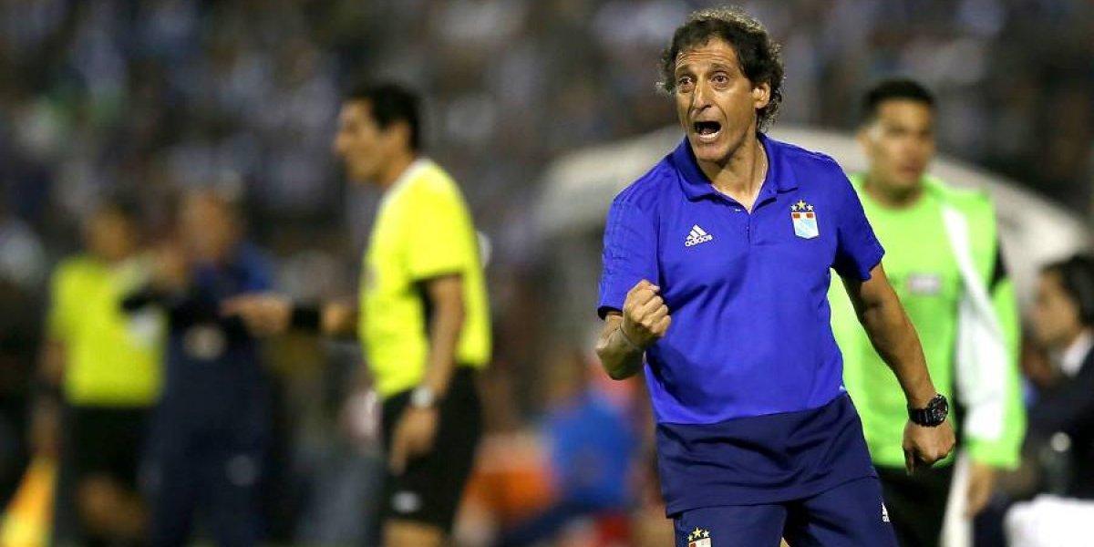 """Los entretelones del sueño cumplido de Mario Salas tras darle el """"sí"""" a Colo Colo"""