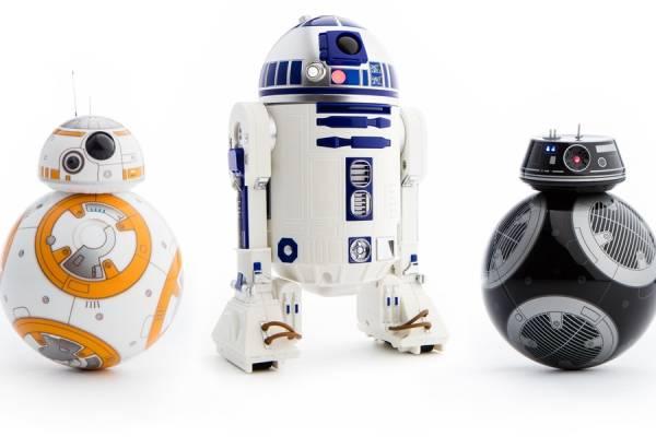 Star Todo D2 Wars 8R2 Sus Y Robots NavidadSphero Bb Feliz De Mata vmnON8w0y