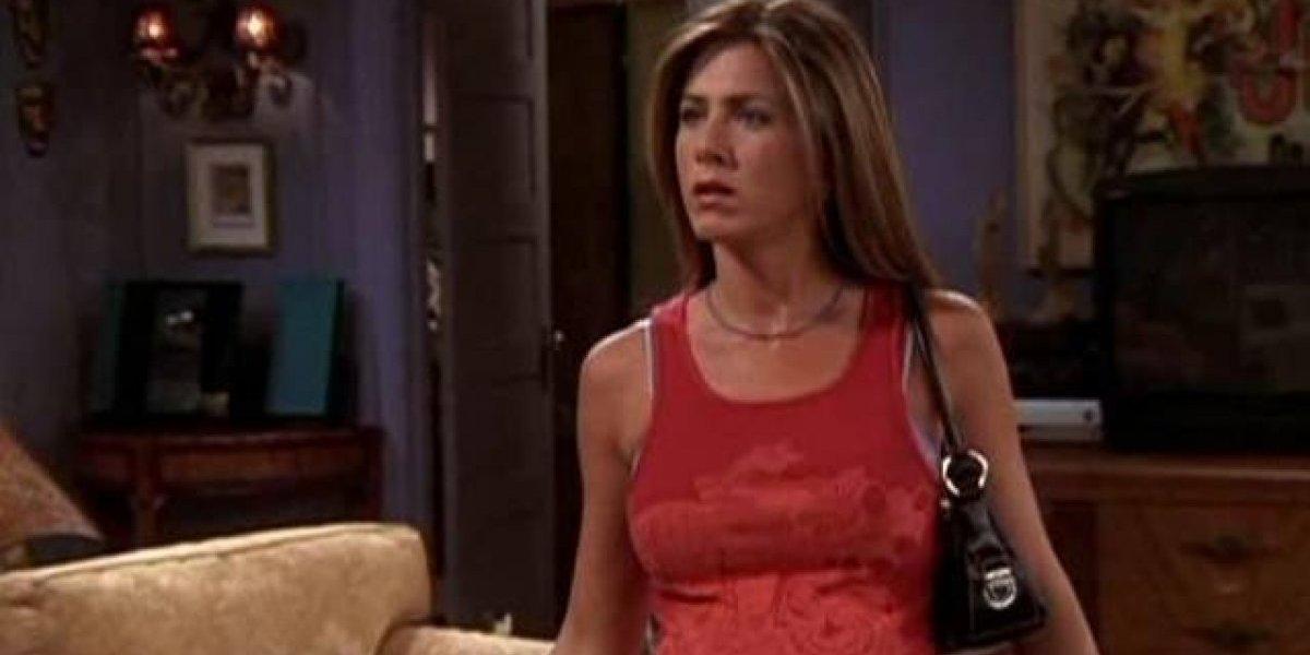 Friends: Rachel esteve grávida de Emma durante 12 meses