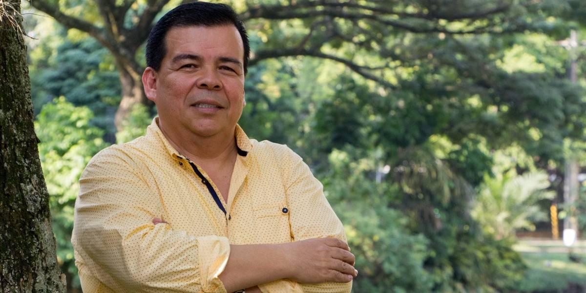 """""""El cambio y la esperanza los represento yo"""": Roberto Ortiz, precandidato a la Alcaldía de Cali"""