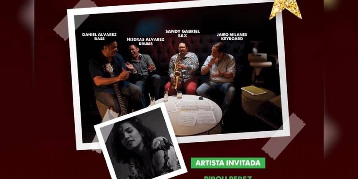 """Sandy Gabriel presentará este viernes 21 en concierto """"Jazz Christmas 2018"""""""