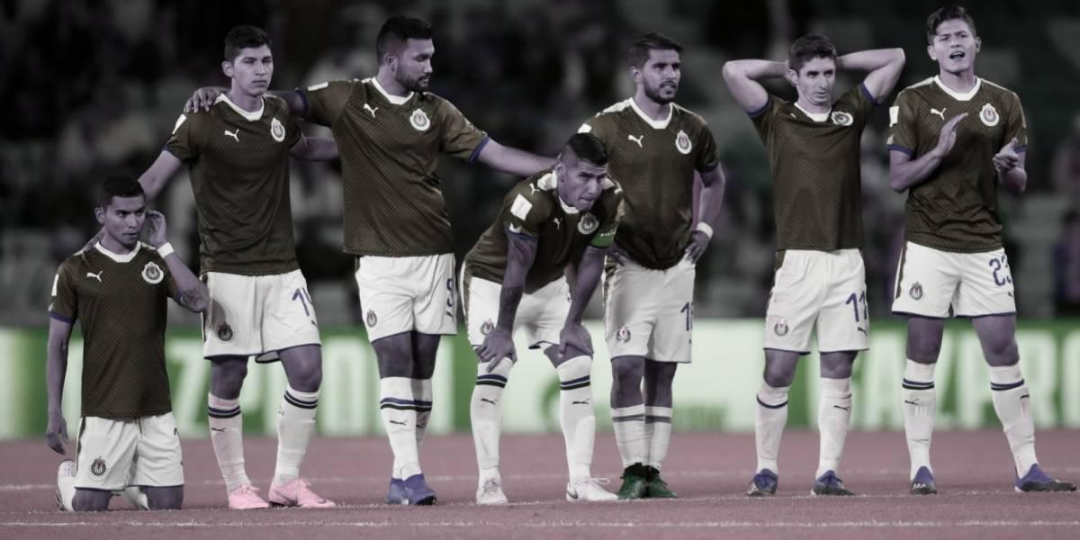 Chivas concluye con la peor actuación de un equipo mexicano en el Mundial