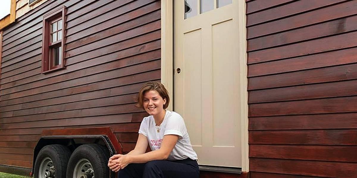 Roban casa de 12 pies a una mujer de St. Louis