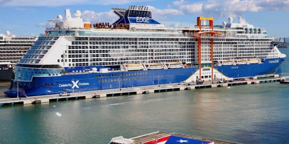 Llega a Puerto Rico el barco más moderno de Celebrity Cruise Line