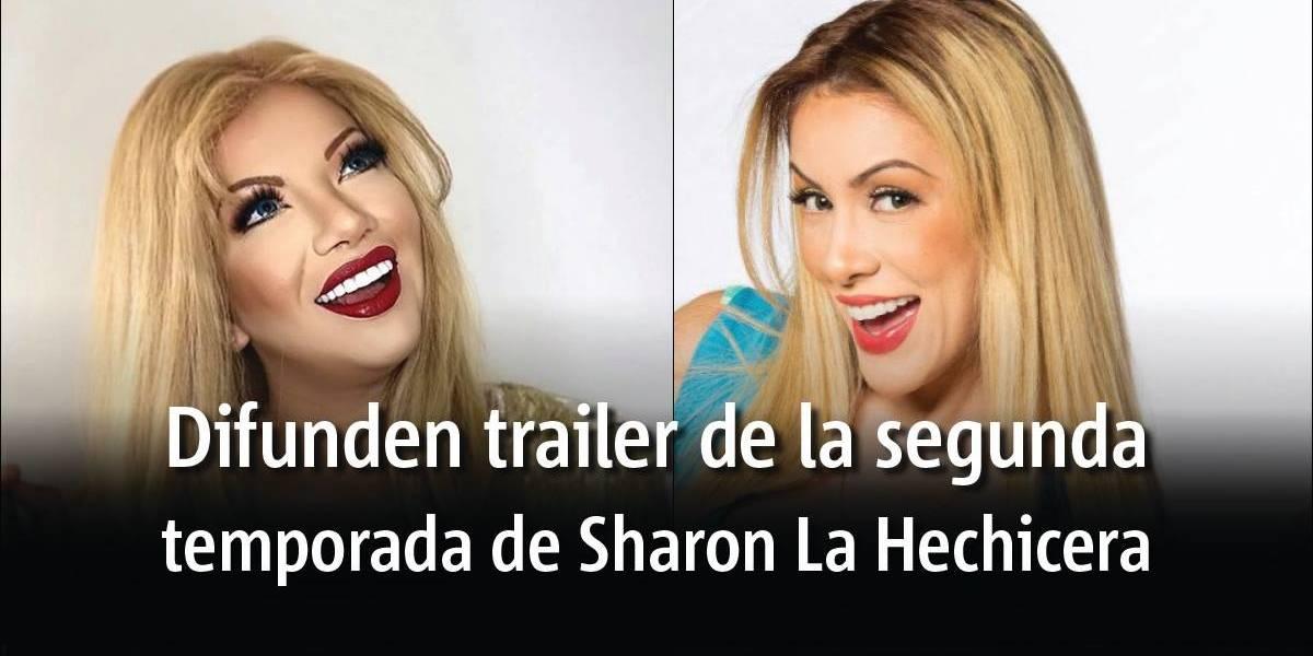 Trailer de Sharon, La Hechicera 2: En el 2019 se estrena la segunda temporada