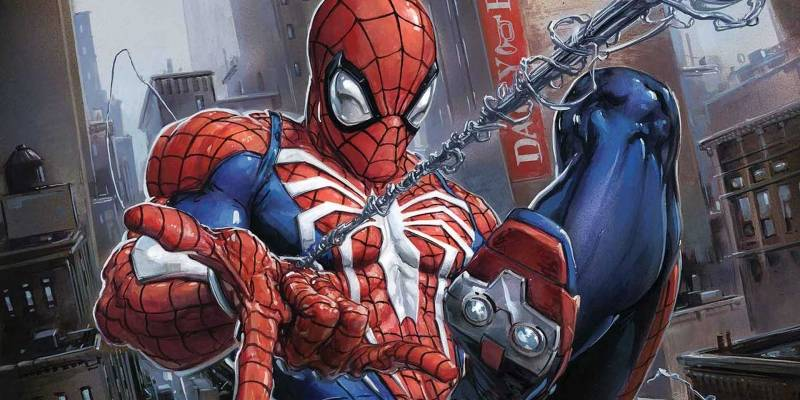 Marvel's Spider-Man para PlayStation 4 tendrá su propia serie de cómics