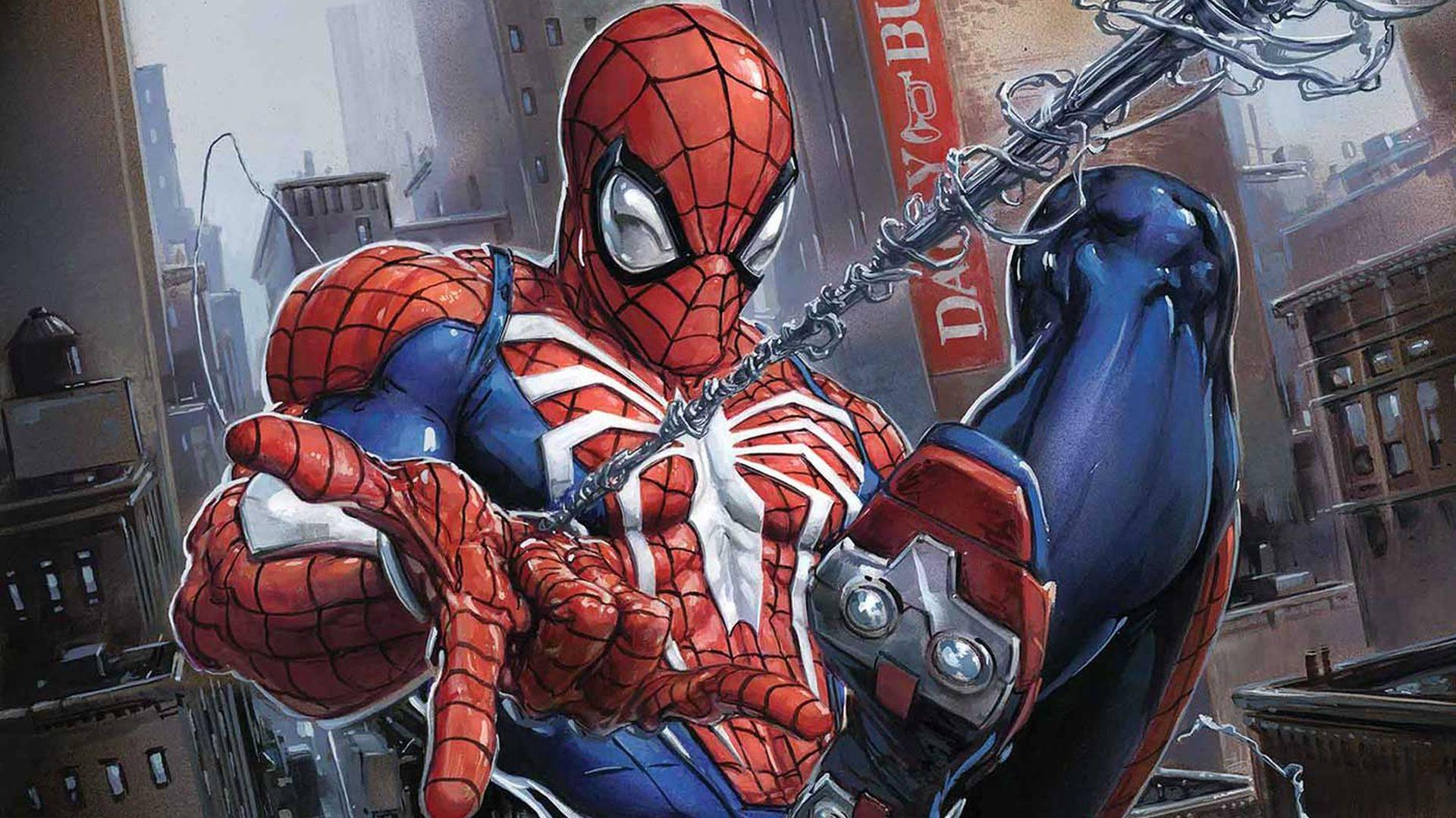 Marvel's Spider-Man para PlayStation 4 tendrá su propia serie de cómics