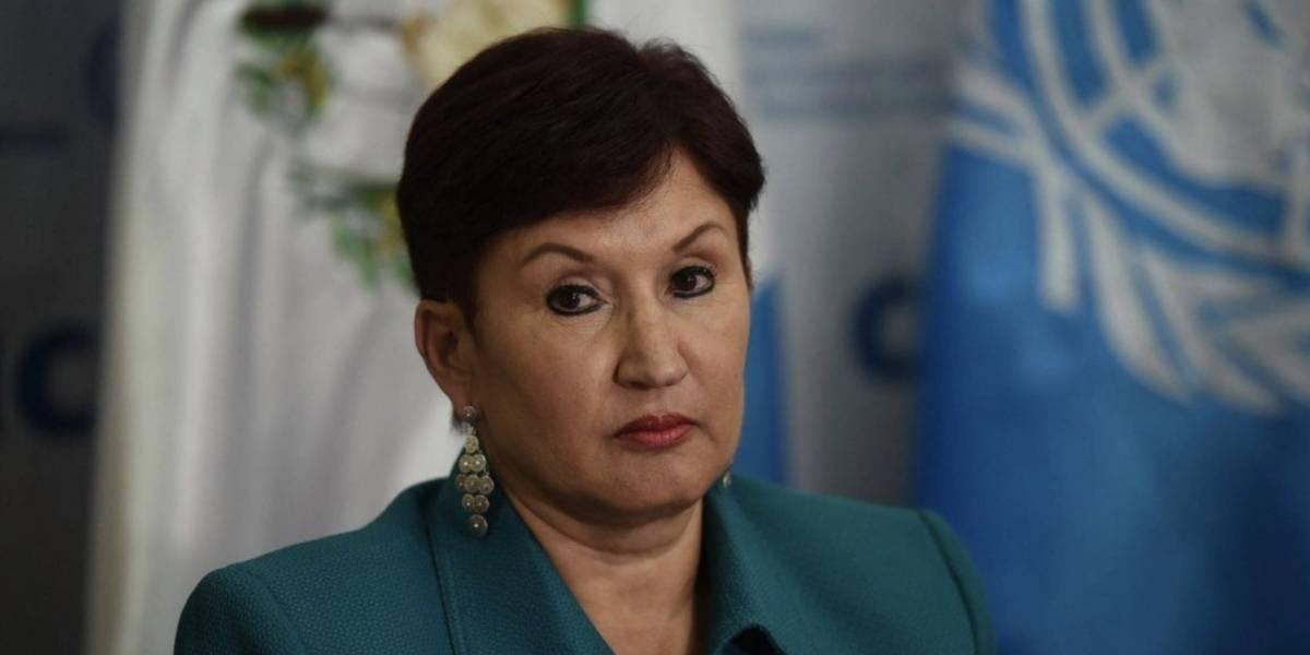 """Thelma Aldana, dispuesta """"a enfrentar al pacto de corruptos"""""""