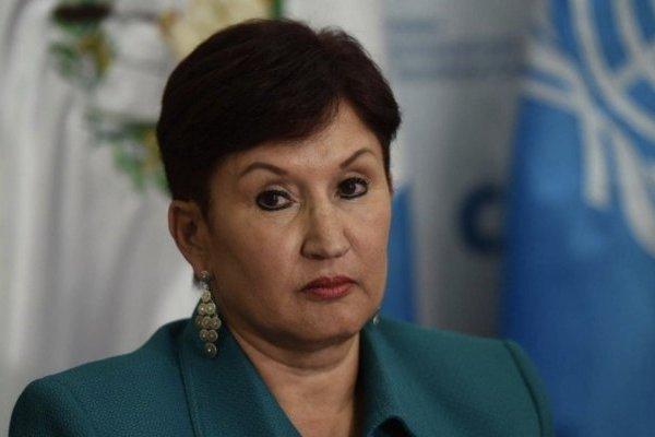 """La ex fiscal general dijo que enfrentará al """"pacto de corruptos"""""""