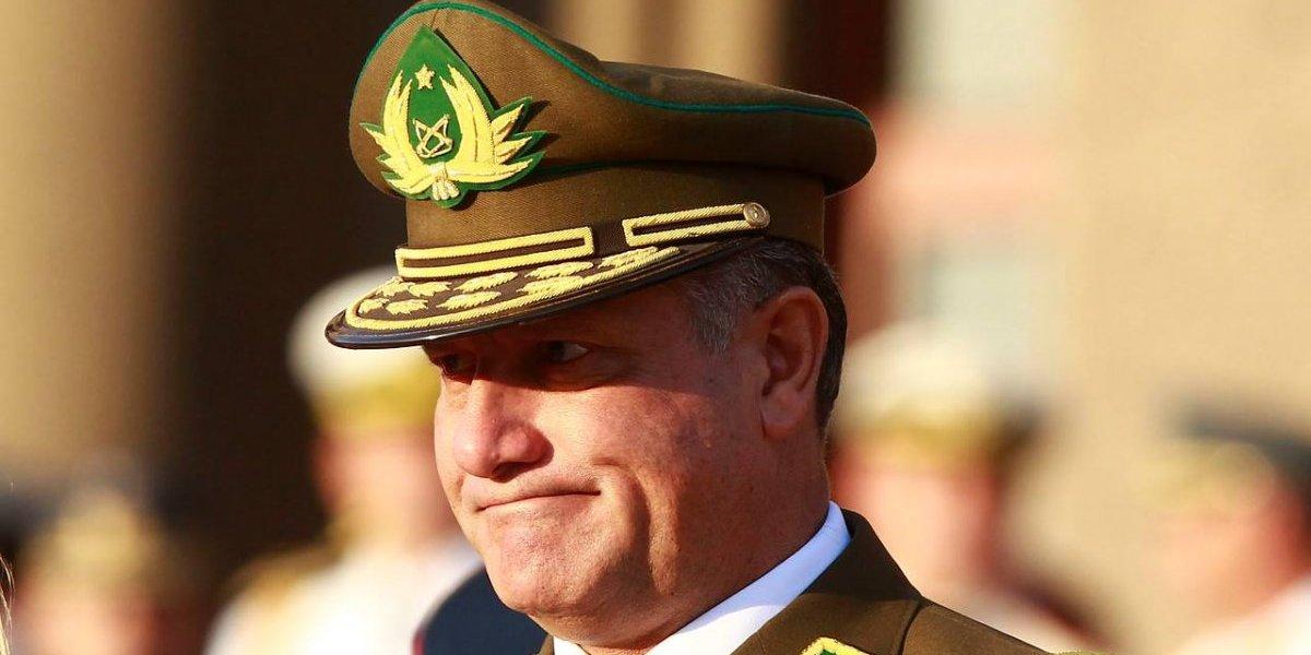Deberá pagar una fianza de $500 mil: Ministro Carroza otorgó libertad al general (r) Bruno Villalobos