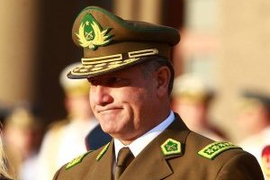 Histórico: detienen a general (R) de Carabineros Bruno Villalobos por delitos de violación a DDHH