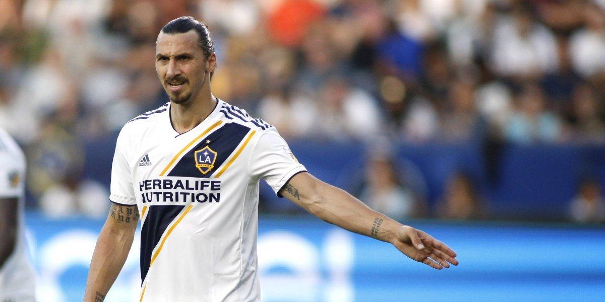 Zlatan Ibrahimovic se quedará en LA Galaxy por todo el 2019