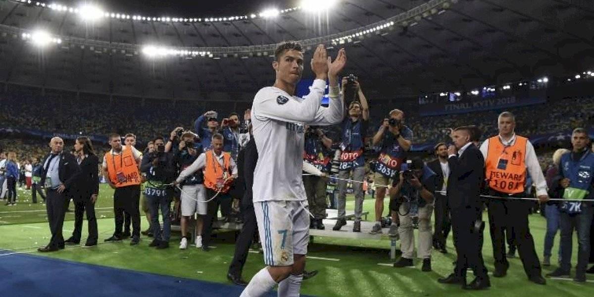 Se cumplen dos años del último partido de Cristiano Ronaldo con el Real Madrid