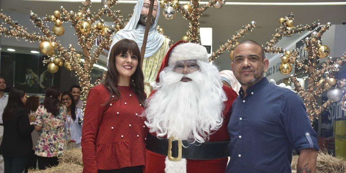 #TeVimosEn: Novo-Centro da la bienvenida a la Navidad