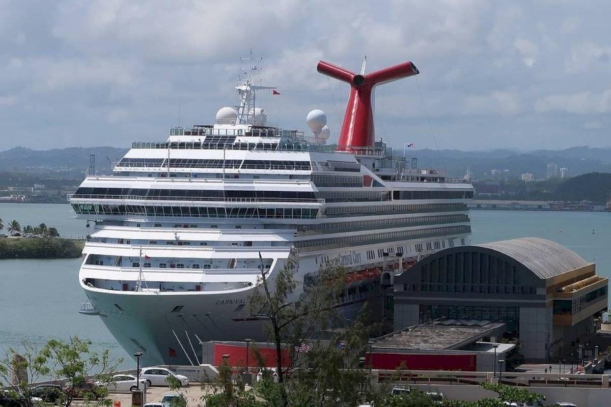Confirman cancelación de cruceros para Puerto Rico