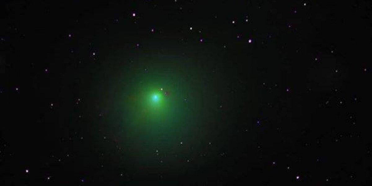 Captan cometa 46P / Wirtanen en su mayor acercamiento con la Tierra