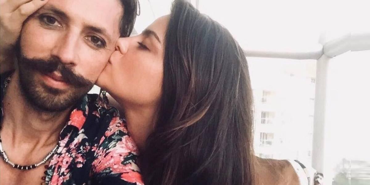 Ex RBD anuncia boda con el ex líder de Glup! Koko Stambuk