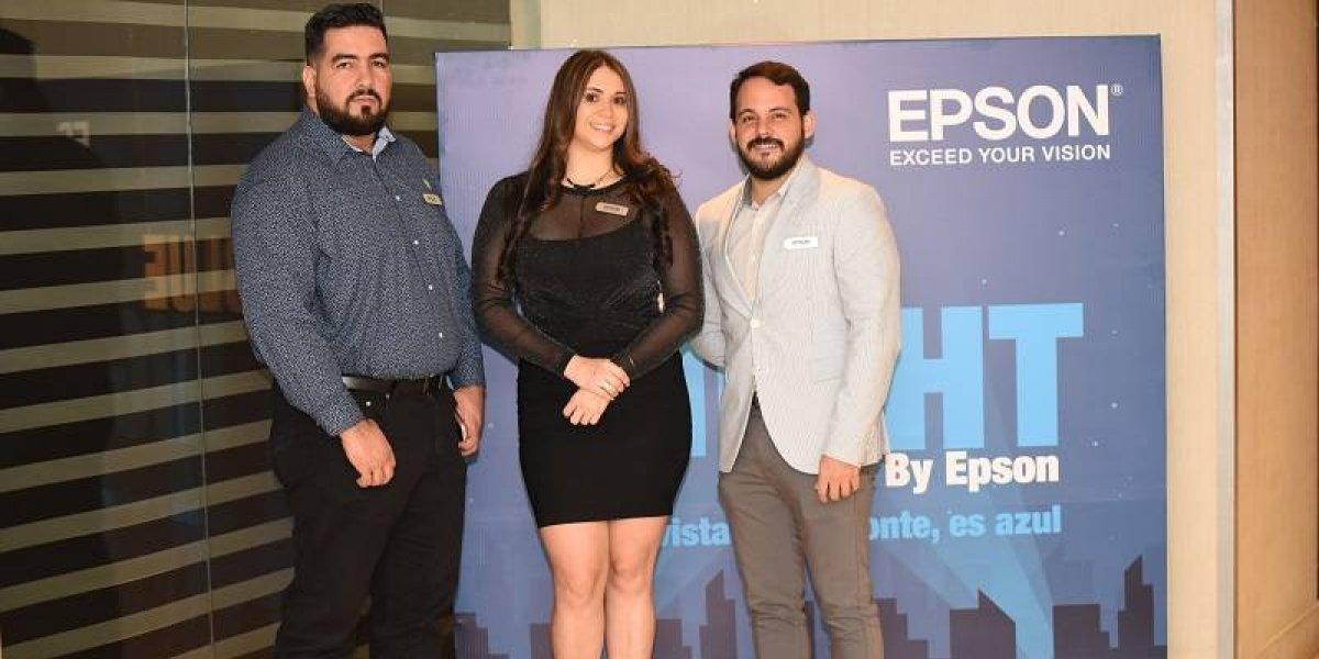 #TeVimosEn: Epson RD despide el 2018 junto a sus clientes