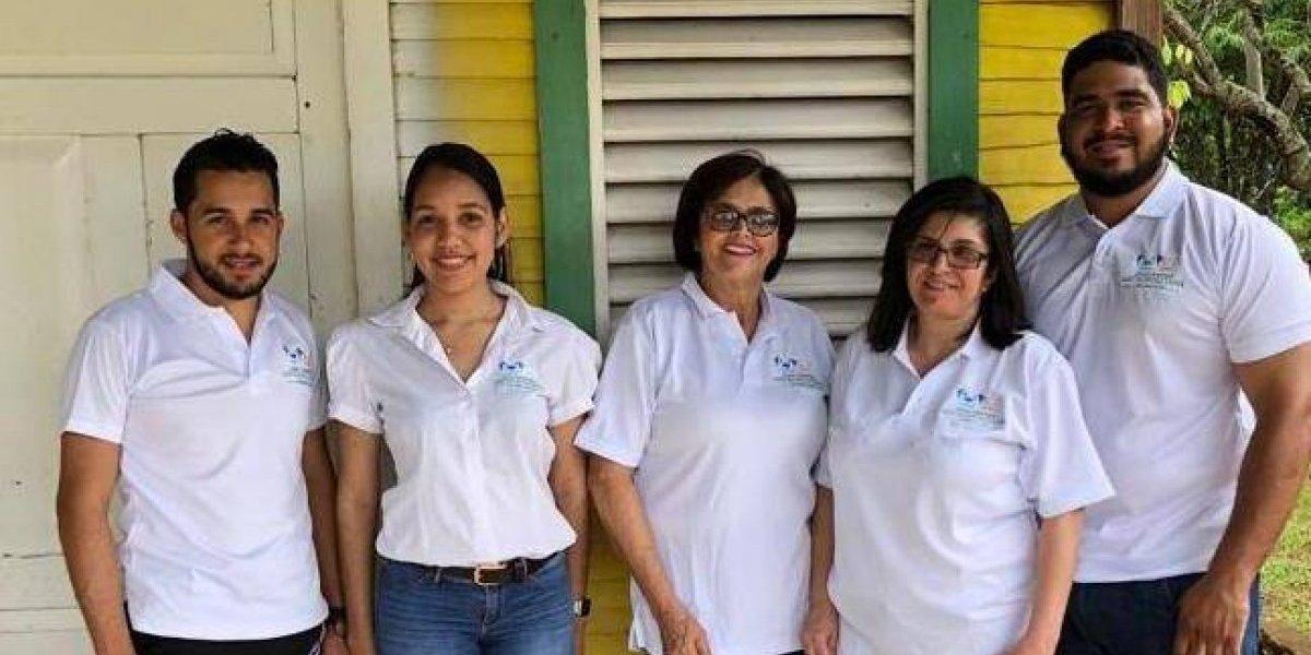 #TeVimosEn: Veterinaria Metropolitana agasaja a sus empleados con fiesta de fin de año