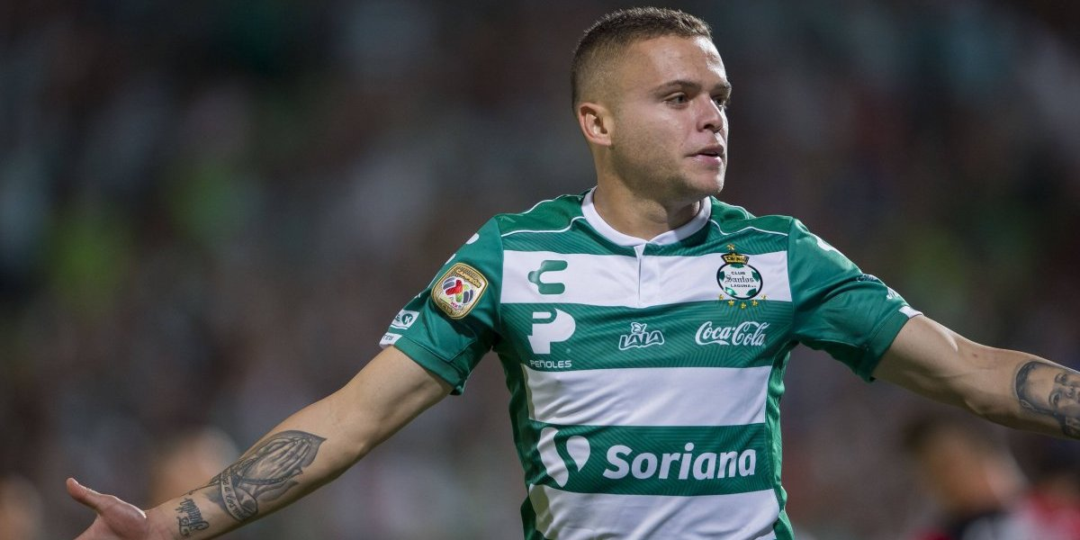 Jonathan Rodríguez llegará a Cruz Azul para el Clausura 2019