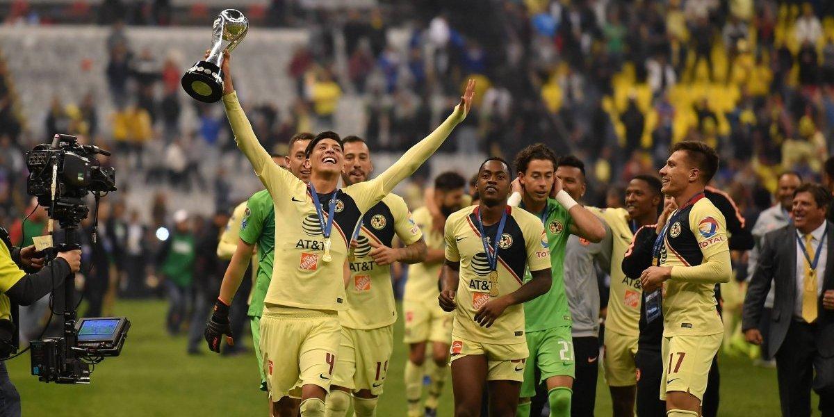 América no jugará la jornada 1 del Clausura 2019