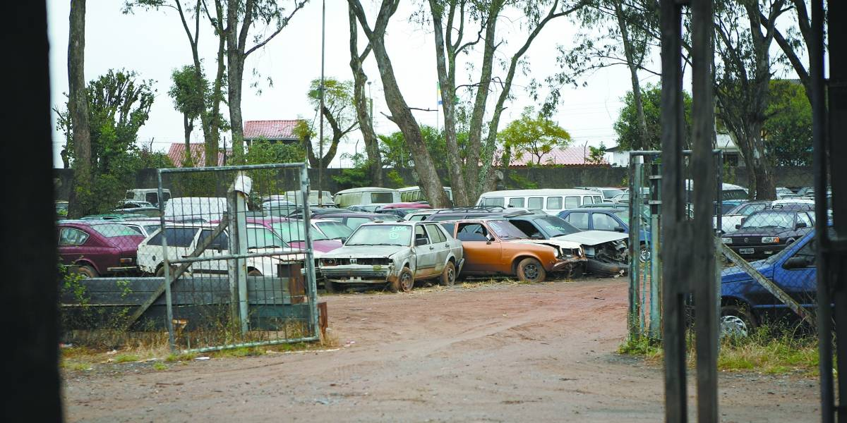 Mudança de pátio em Santo André vai deixar apreensão de veículos mais cara