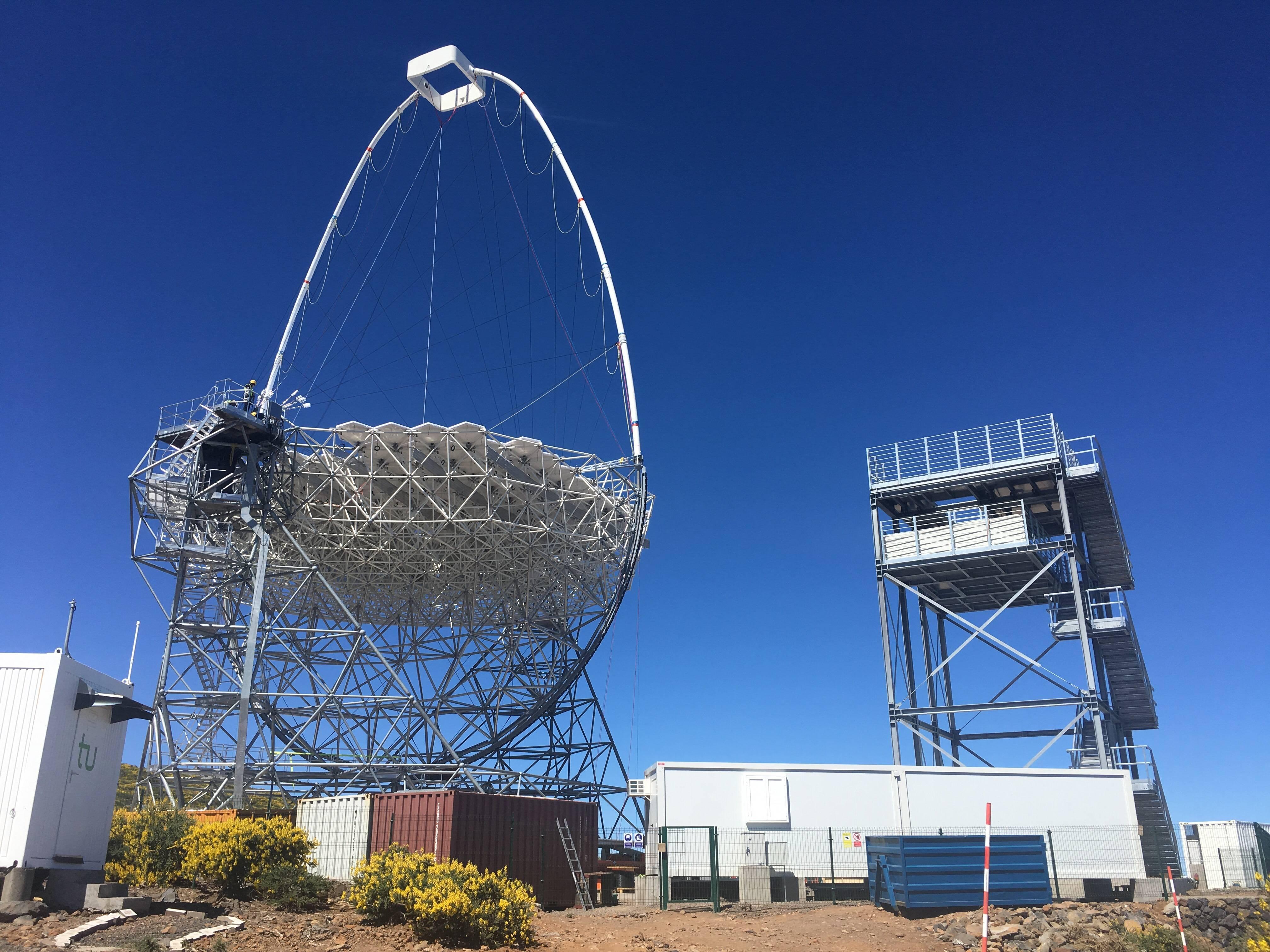 Observatorio Rayos Gamma