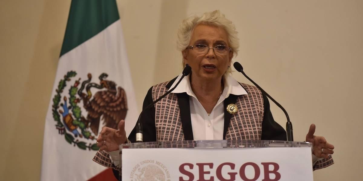 Nueva política migratoria incluirá protección a menores: Sánchez Cordero