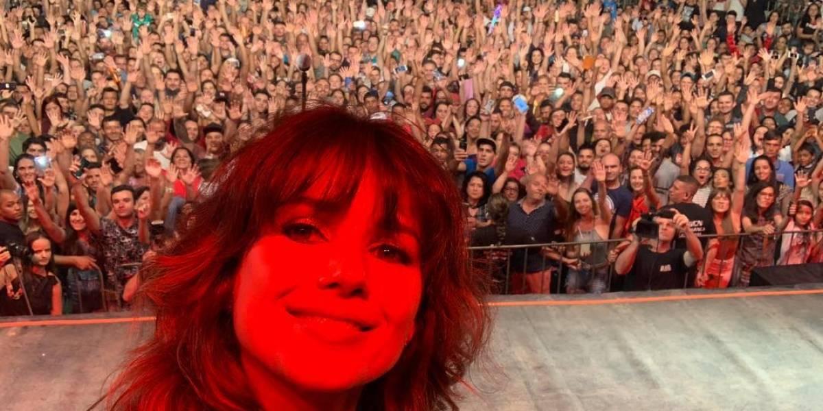 'Baita mala', diz prefeito de Taquari sobre cantora Paula Fernandes