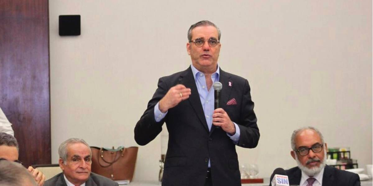 """Abinader: Reforma constitucional sería """"catastrófica"""" para RD"""
