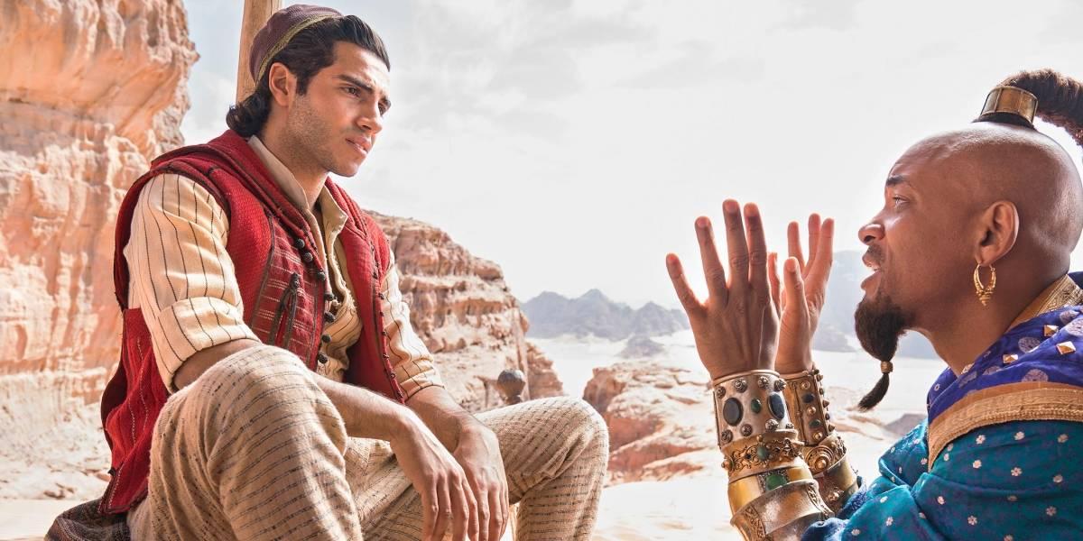 Aladdin: veja como ficou o visual do sultão no live-action da Disney