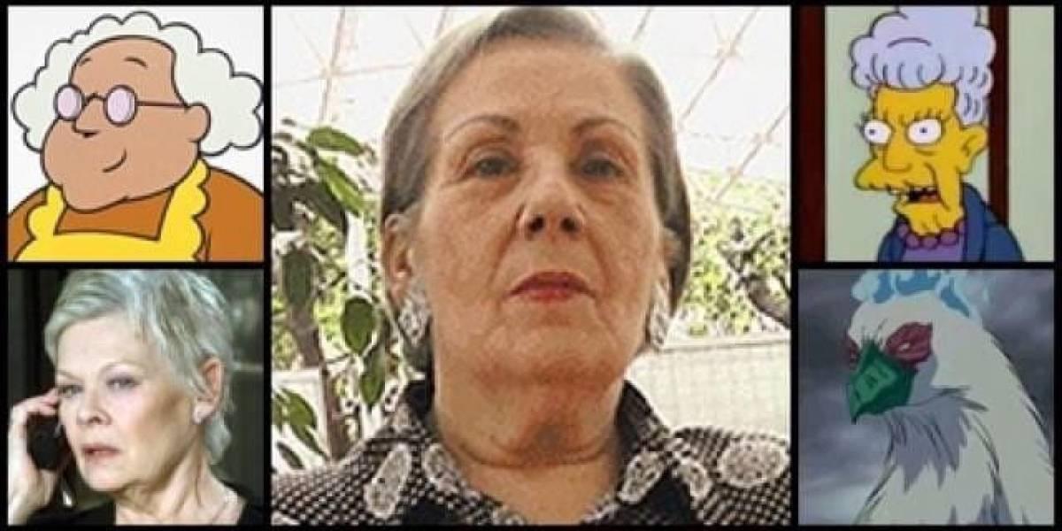 Muere Ángeles Bravo, la voz de Muriel y otros personajes televisivos