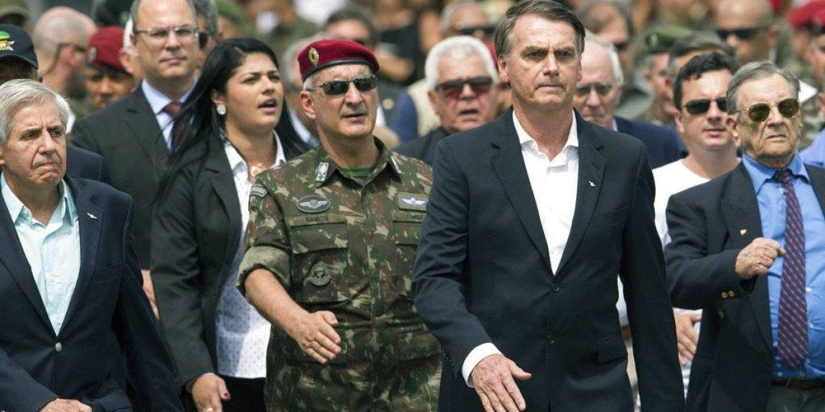"""Bolsonaro advierte: """"Haré todo lo posible contra Venezuela y Cuba... dentro de lo legal"""""""